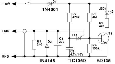 ignition timer circuit diagram wire data schema u2022 rh kiymik co